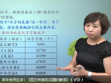 2017-2018年度初四语文同步提高课程(五四制)