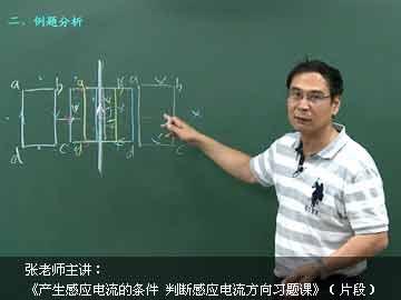 2016-2017年度高二物理同步基础下学期课程(鲁科版)
